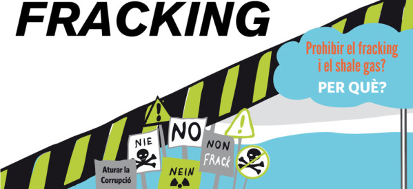 Fracking: beneficis imaginaris, perjudicis reals