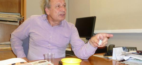 Entrevista a Xavier Vidal Folch