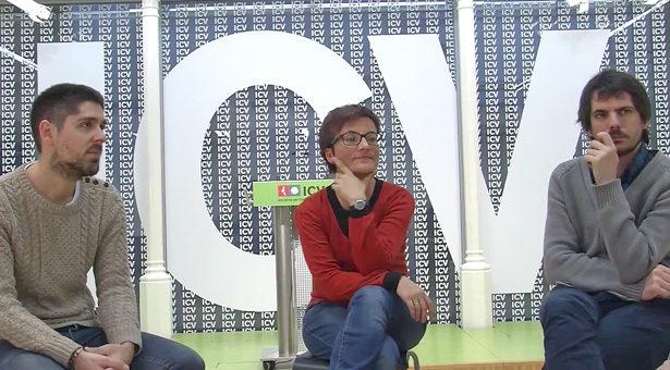Entrevista a Marta Ribas, David Cid i Ernest Urtasun (vídeo)